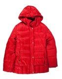 Winter jacket Royalty Free Stock Photography