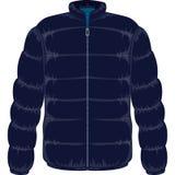 Winter jacket Royalty Free Stock Image