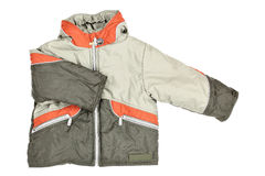 Winter jacket Stock Photos