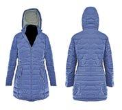 Winter jacket Royalty Free Stock Photos