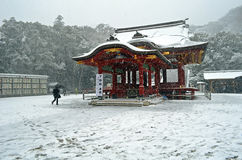 Winter in Japan Stock Photography