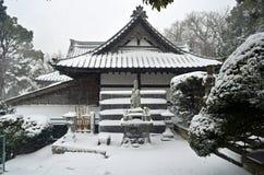 Winter in Japan Stock Photo