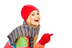 Winter joy Stock Photography