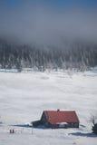 Winter in Karkonosze. Winter in Karkonosze, Czech Republic Royalty Free Stock Photography