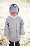 Winter-Kleidung Lizenzfreies Stockbild