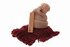 Winter-Kleidung Lizenzfreie Stockbilder