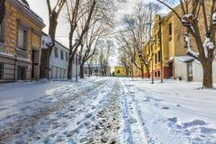 Winter Kosancicev Venac Stock Photography