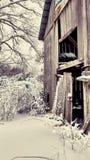 Winter& x27; la s fa Fotografie Stock Libere da Diritti