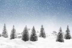 Free Winter Landscape Stock Photos - 21365423
