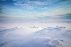 Winter landscape. Royalty Free Stock Photo