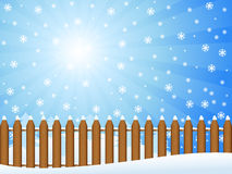 Free Winter Landscape 3 Royalty Free Stock Images - 11607199