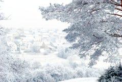 Free Winter Landscape Royalty Free Stock Image - 4183186
