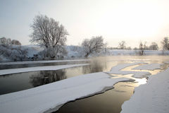 Free Winter Landscape Royalty Free Stock Images - 46388809