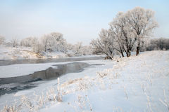 Free Winter Landscape Stock Image - 46388821