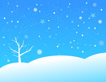 Free Winter Landscape Stock Photo - 7838100