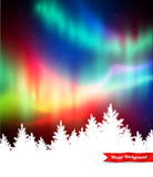 Winter landscape background Royalty Free Stock Images