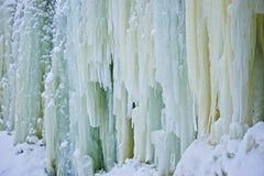 Eben Ice Cave Royalty Free Stock Photo