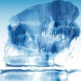 Winter landscape. Elegant background vector Royalty Free Stock Images