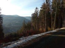Lysa mountain Royalty Free Stock Photo