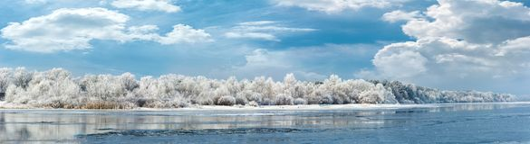 Winter `s tale Royalty Free Stock Image