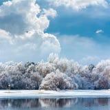 Winter `s tale Stock Image