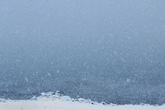Winter-Landschaft 7 lizenzfreie stockfotos