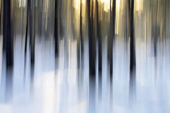 Winter-Leuchte Lizenzfreie Stockbilder