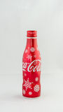 2015 Winter Limited Coca Cola Design Stock Images