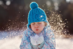 Winter magic Royalty Free Stock Photo
