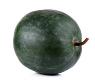 Winter melon isolated on white background Royalty Free Stock Photography
