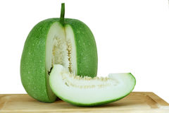 Winter Melon Piece Stock Image