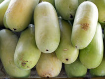 Winter melon on retail shop Stock Image
