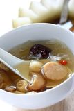Winter melon soup Royalty Free Stock Image