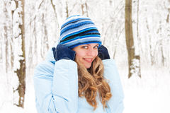 Winter Mood Stock Photography