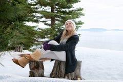 Winter mood Royalty Free Stock Photos