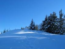 Winter morning Stock Photo