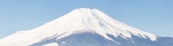 Winter Mount Fuji Yamanaka Lake Royalty Free Stock Image