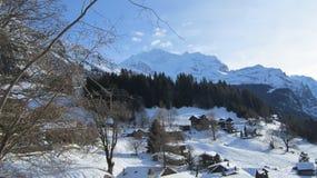 Winter, Mountain Range, Mountainous Landforms, Snow stock photos
