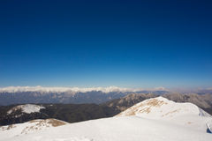 Winter mountains. Stock Photography