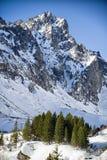 Winter in mountains. High Tatras, Slovakia Royalty Free Stock Photo