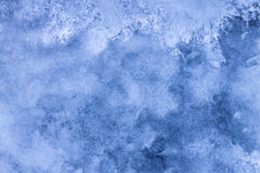 Winter Nature Ice Background Royalty Free Stock Photos