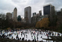Winter in New York Stock Images