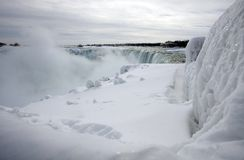 Winter Niagara Falls Royalty Free Stock Photo