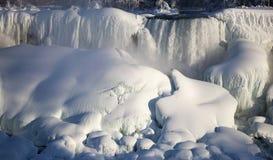 Winter Niagara Falls Stock Image