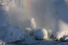Winter Niagara Falls Royalty Free Stock Image