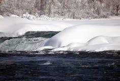 Winter Niagara Falls Royalty Free Stock Photography