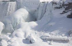 Winter Niagara Falls Royalty Free Stock Photos