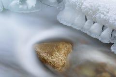 Winter, Orangeville Creek Stock Photography