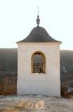 Winter Orhei Vechi monastery. Moldova Royalty Free Stock Photo