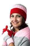 Winter outfit Royalty Free Stock Photos